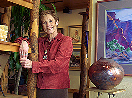 Pam O'Mara's Vision Brings Together the Artists' Community of Utah