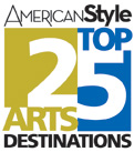 Salt Lake - Top 25 Arts Destinations