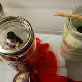Shelf Life studio jars