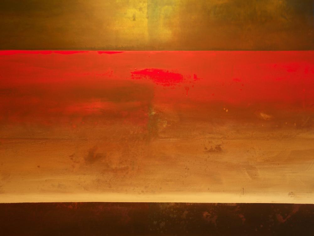 Rojo de Tierra by David Maestas 48x60