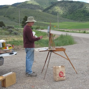 Plein Air Dos and Donts