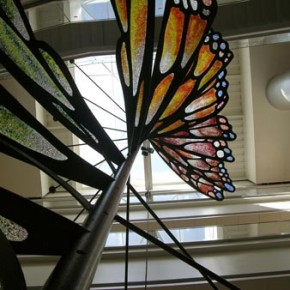 Public Art - Westminster&#039;s Butterfly