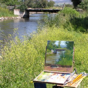 The Plein Air Attraction
