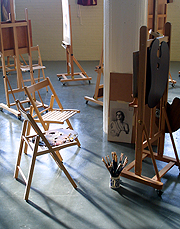 Kamille Corry Studio Space