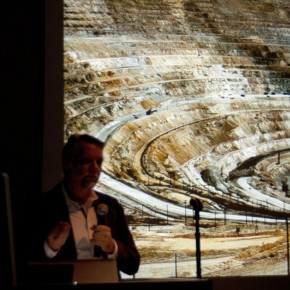 Edward Burtynsky Interview