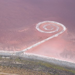 Spiral Jetty Caretakers & Other Mixed Media