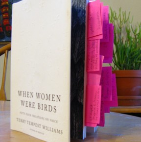 Terry Tempest Williams' When Women Were Birds