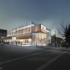 Kimball Art Center Design Wins DesignArts Utah