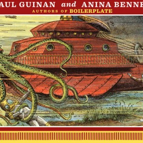 Steampunk History – Paul Guinan and Anina Bennett