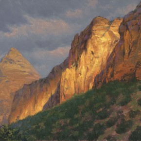 In the Footsteps of Thomas Moran Art Invitational in Zion National Park