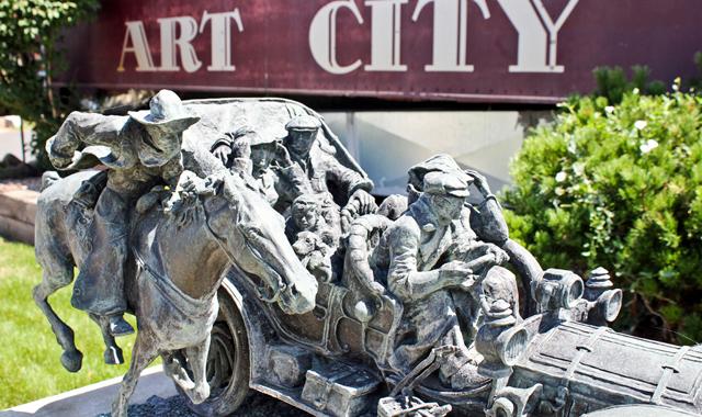 Springville Utah Public Art