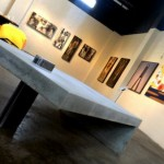 Local, handcrafted furniture is displayed in a vast showroom at Concept Gallery. Photo courtesy of Concept Gallery.