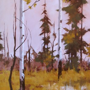 North of Eden: New Work by Plein Air Artist Hadley Rampton