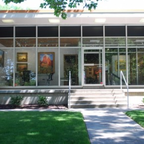Williams Fine Art in their new space