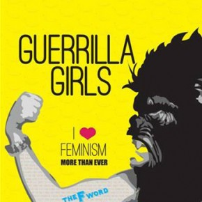 What's A Guerl To Do? Guerrilla Girls at the UMFA