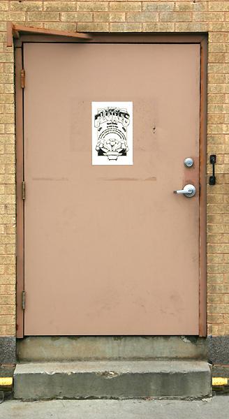 Front Door to Tres Flores