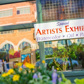 Gallery Walk and Arts Festival in St. George Area This Weekend