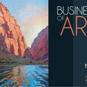 Business of Art Seminar in Kanab