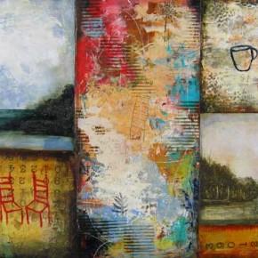 Painting by Cheryl Warrick