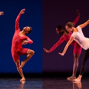 Dancing the Repertoire: A Conversation with RDT's New Dancers