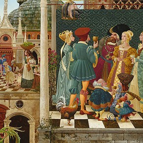 Curiouser & Curiouser: James Christensen at the Springville Museum of Art