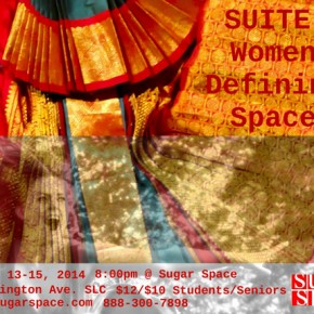 Suite: Women Defining Space at Sugar Space