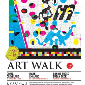 9th & 9th Art Walk