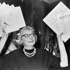 SLOCAL QUINKY-DINKS: Jane Jacobs Walks & Hiding in Plain Sight: Places Rediscovered