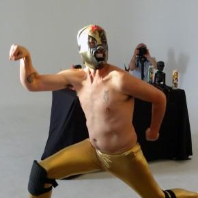 Lucha Libre: Jorge Rojas at Studio Elevn