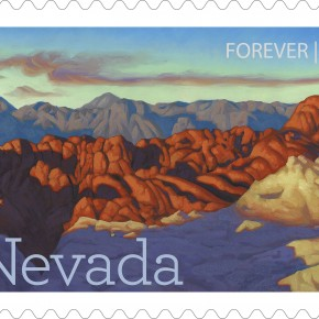 Ron Spears Designs New Forever Stamp