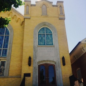 Build Local: Variety in Early LDS Meetinghouses