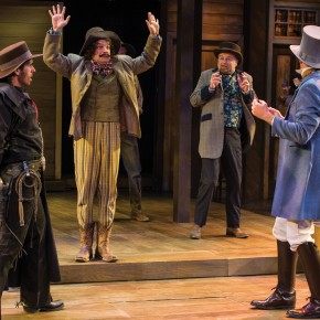 Mining for Gold: Utah Shakespeare Festival's The Comedy of Errors