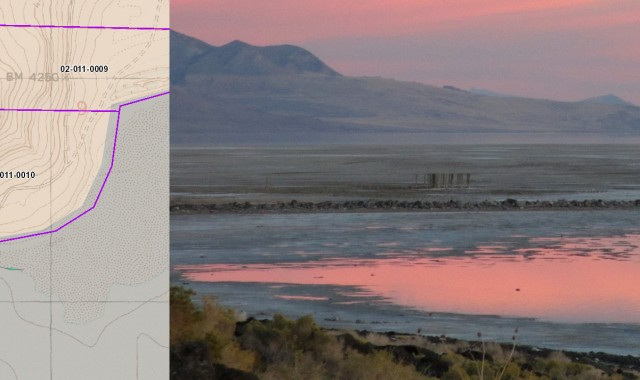 The Double World: A Survey of Spiral Jetty's Stewardship