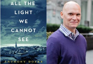 Doerr and Book Cover