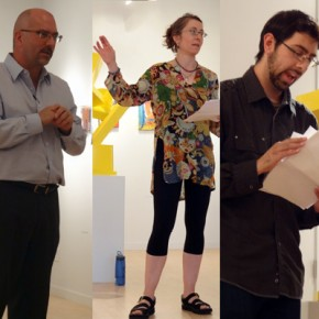 After Work Wednesday: The Art Salon Experience at Whitespace Contemporary in Ogden
