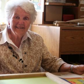 Artist Profile: Blanche P. Wilson