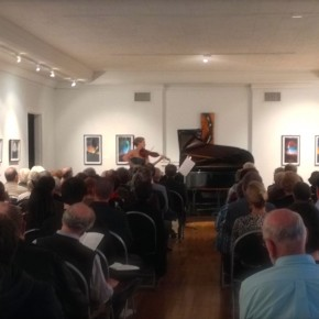 NOVA Performs Season's First Gallery Series Concert This Sunday
