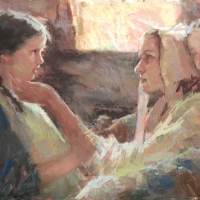 Shining light on an oft-overlooked medium: Beauty by Grace: Pastels at the Sears Art Museum Gallery
