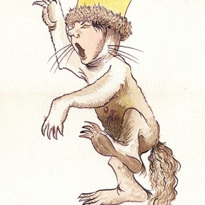 50 Years, 50 Works, 50 Reasons: Maurice Sendak at the Main City Library