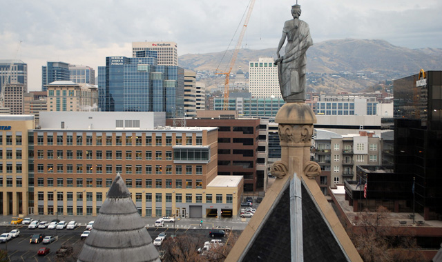 Exploring the Salt Lake City & County Building