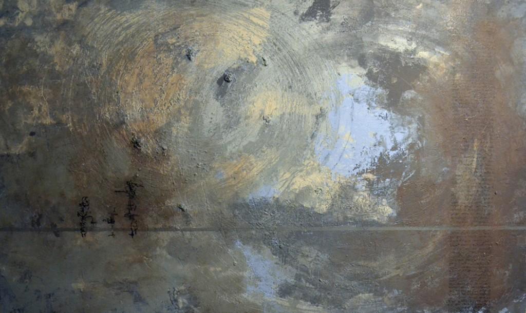 """Welking #2 by Alexander Morris, 60"""" x 36"""""""