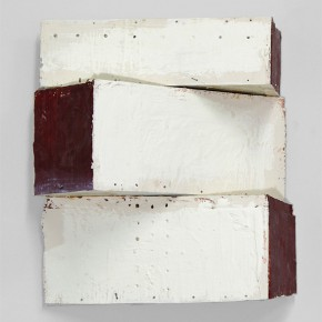 '. . . true / false / true . . .'   Claire Wilson and Nancy Vorm present mixed media collages and reliefs at the Dibble Gallery