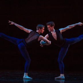 Classics Shine in Ballet West's Triple Bill