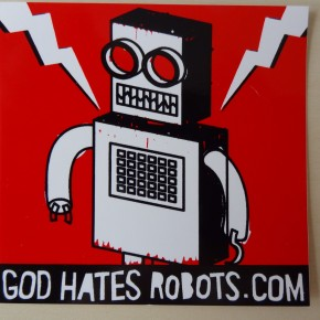 God Hates Robots: Opening exhibition of a gallery 15 years in the making