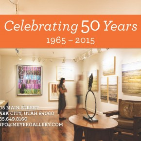 Meyer Gallery Celebrates 50 Years