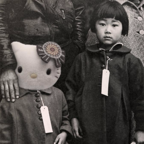 Ring the Bell Until It Cracks: Scott Tsuchitani's Internment in the Street Gallery at UMOCA