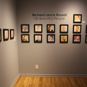 Foreign and Familiar: Richard Lance Russell and Rebecca Reese Jacoby at Finch Lane Gallery