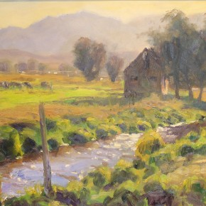September Plein Air in Bountiful, Brigham and Escalante