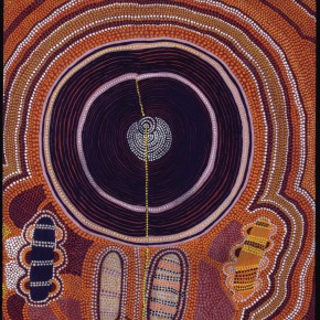 Exhibition of Aboriginal Artwork @ Nora Eccles Harrison Museum of Art
