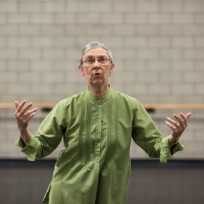 Dance Experiment: Linda C. Smith and 50 Years of Repertory Dance Theatre